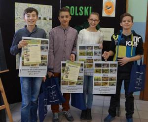 Zwycięzcy 2. etapu konkursu Poznajemy Parki Krajobrazowe Polski w Ostrowitem